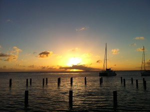 Bonaire - Por do sol