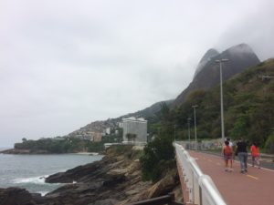 da Praia do Leblon ao Vidigal